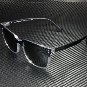 SALE! Burberry Crystal 56mm Men's Sunglasses